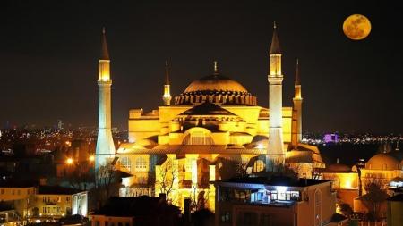 Harika Görünümlü Cami Resimleri