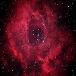 Gökyüzündeki Kırmızı Gül Bilimsel Mucizesi