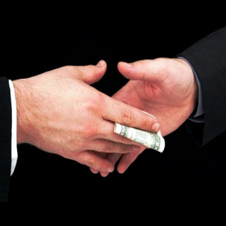 Alacağı bağışlamak, Para üstünü almamak