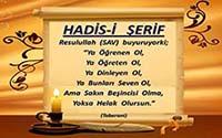hadis-i-serif