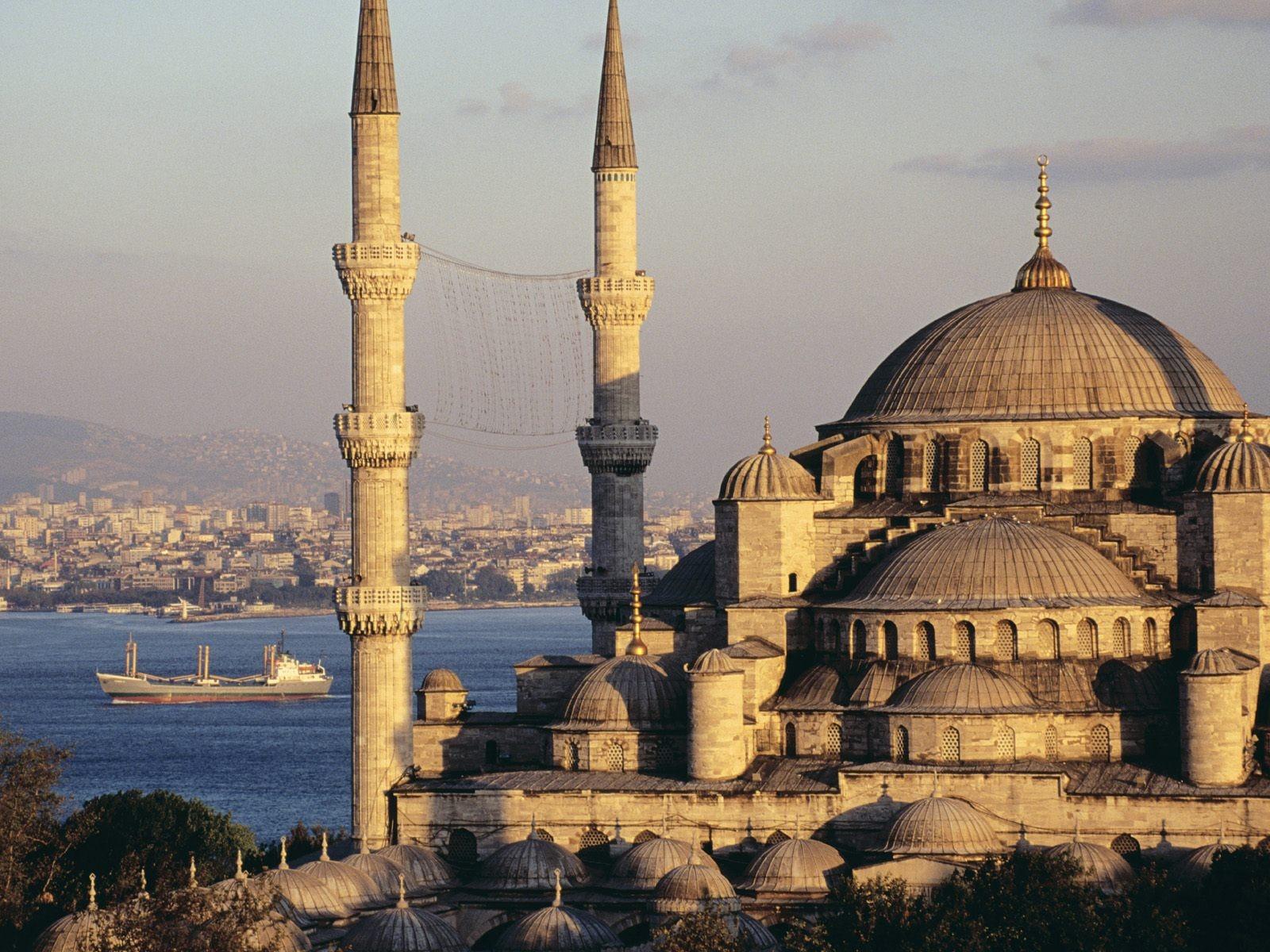 Cami Resimlerinden Oluşan Duvar Kağıtları Mosque Wallpapers 1