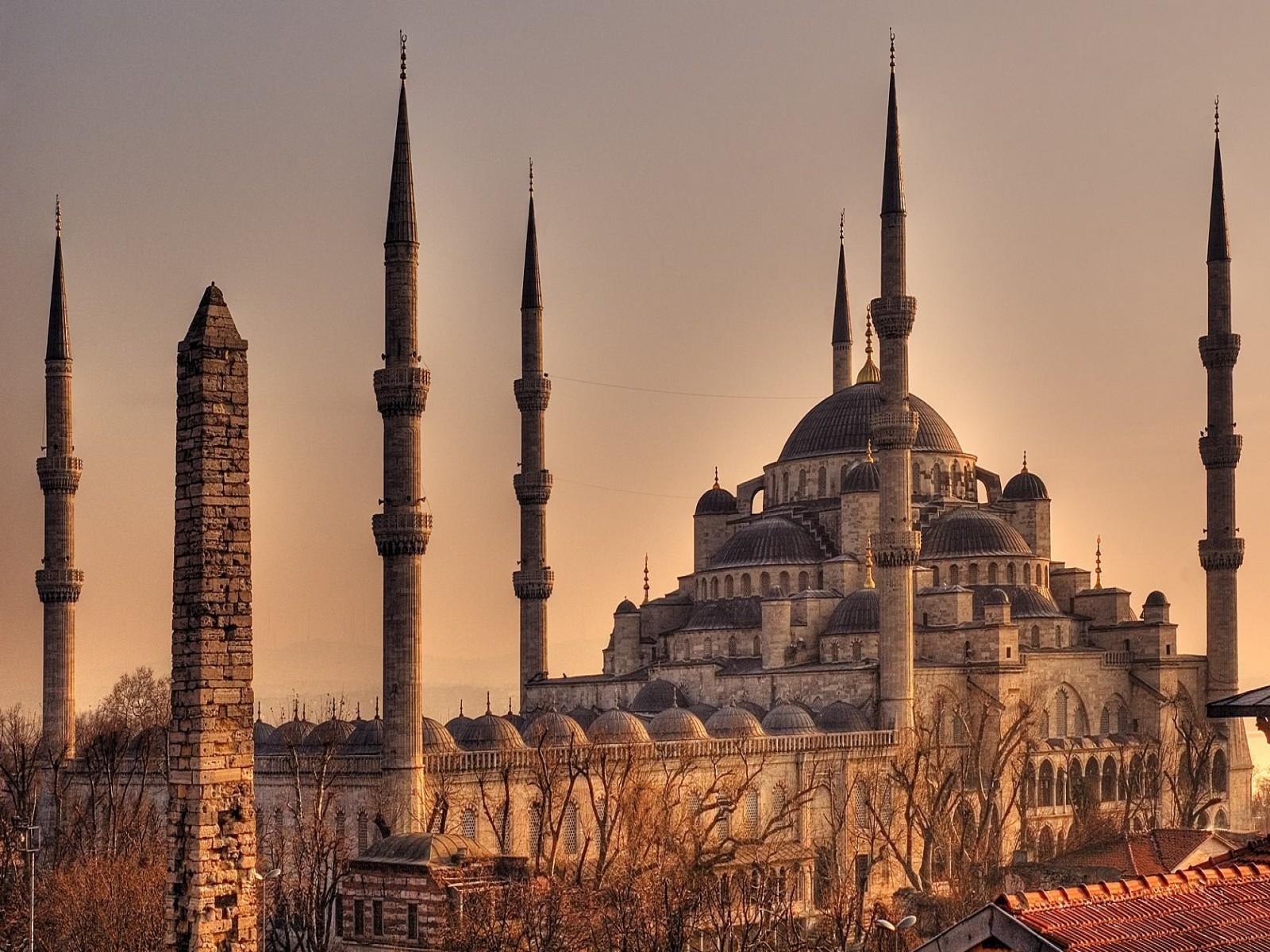 Cami Resimlerinden Oluşan Duvar Kağıtları Mosque Wallpapers 2