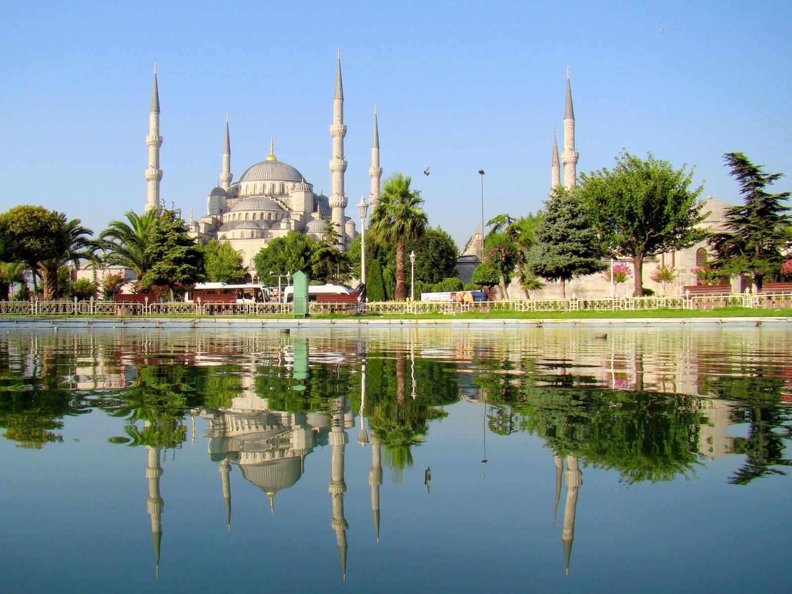 Cami Resimlerinden Oluşan Duvar Kağıtları Mosque Wallpapers 3