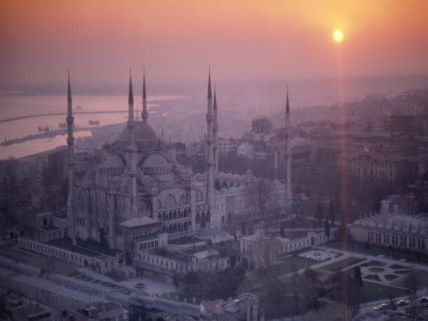 Cami Resmi Masaüstü Resmi İstanbul / Mosque Wallpapers
