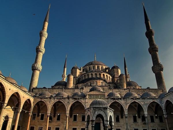 Cami Masaüstü Resmi İstanbul / Mosque Wallpapers