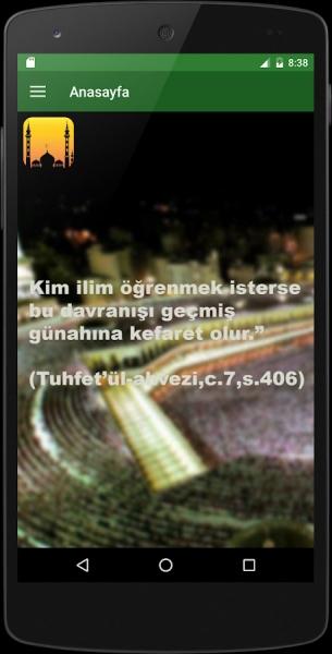 Dua ve Sureler Mobil Uygulaması