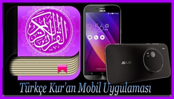 Türkçe Kur'an Mobil Uygulaması