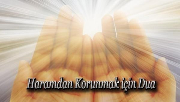 Haramdan Korunmak için Dua