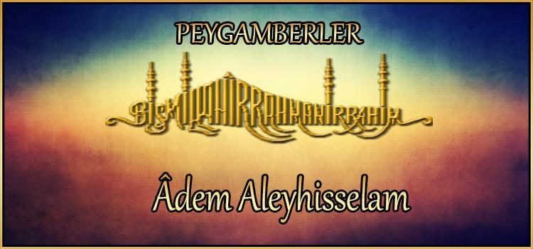 Âdem Aleyhisselam