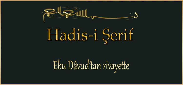 Ebu Dâvud'tan rivayette