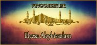 Elyesa Aleyhisselam (Peygamberlerin hayatları)