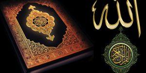 Kuran-ı Kerim ve Allah Yazısı Resimleri