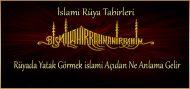 Rüyada Yatak Görmek islami Açıdan Ne Anlama Gelir