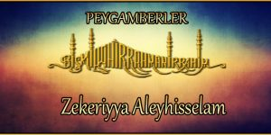 Zekeriyya Aleyhisselam