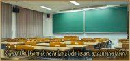 Rüyada Okul Görmek Ne Anlama Gelir (islami açıdan rüya tabiri)