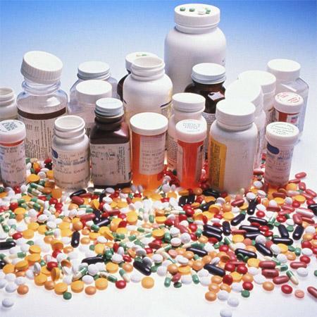 İlaçlara konan alkol maddeleri