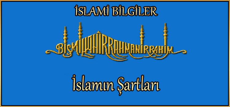 İslamın Şartları