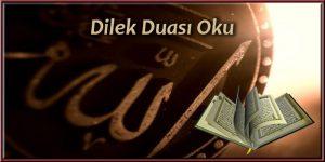 Dilek Duası Oku