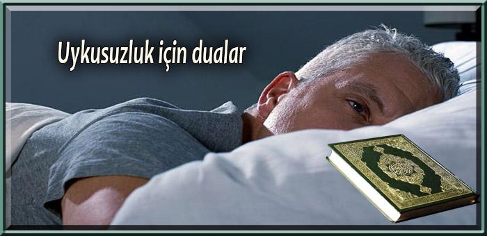 Uykusuzluk için dualar