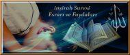 inşirah Suresi Esrarı ve Faydaları