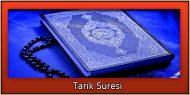 Tarık Suresi Türkçe ve Arapça Okunuşu Sesli Dinle