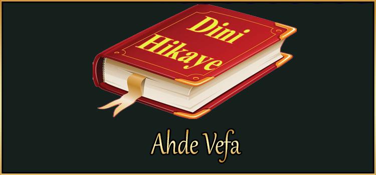 Ahde Vefa