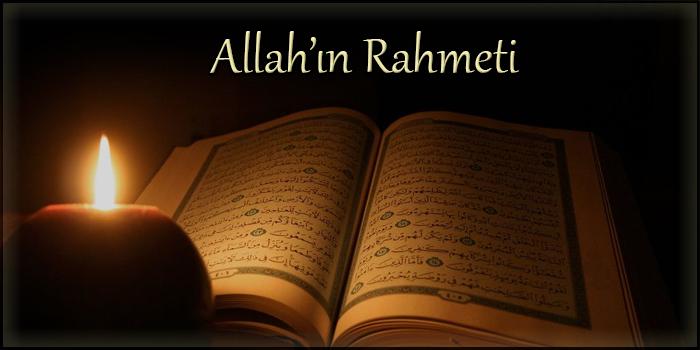 Allah'ın Rahmeti