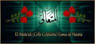 El-Müte'ali (Celle Celâlühü) Esma-ül Hüsna