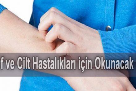 Sedef ve Cilt Hastalıkları için Okunacak Dua