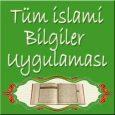 Dini Mobil Uygulama Tüm İslami Bilgiler Programını indir