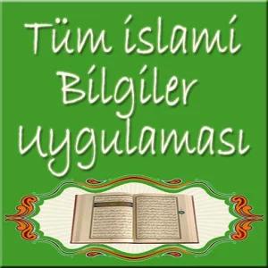 Dini Mobil Uygulama Tüm İslami Bilgiler Programı