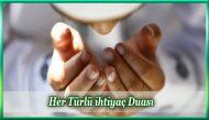 Her Türlü ihtiyaç Duası