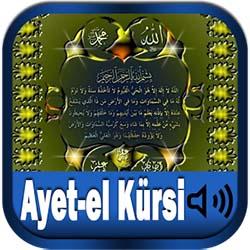 Ayet-el Kürsi Fatiha Suresi ve Yasin-i Şerif Oku Dinle Mobil Uygulama