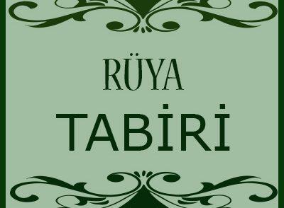 Rüya Tabiri