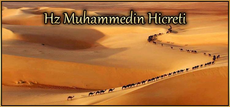Hz Muhammedin Hicreti