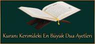 Kuranı Kerim'deki En Büyük Dua Ayetleri