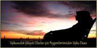 Uykusuzluk Şikayeti Olanlar için Peygamberimizden Uyku Duası
