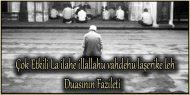 Çok Etkili La ilahe illallahu vahdehu laşerike leh Duasının Fazileti