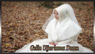 Gelin Uğurlama Duası