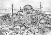 Karakalem Cami ve Medrese Resim Çalışmaları