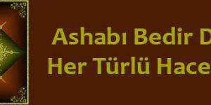 Ashabı Bedir Duası Her Türlü Hacet için