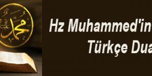 Hz Muhammed'in Dilinden Türkçe Dualar