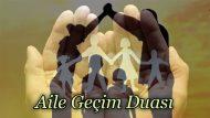 Aile Geçim Duası