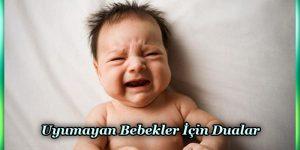 Uyumayan Bebekler için Dualar