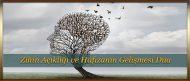 Zihin Açıklığı ve Hafızanın Gelişmesi Dua
