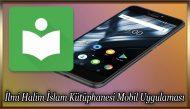 İlmi Halim İslam Kütüphanesi Mobil Uygulaması
