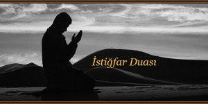 İstiğfar Duası