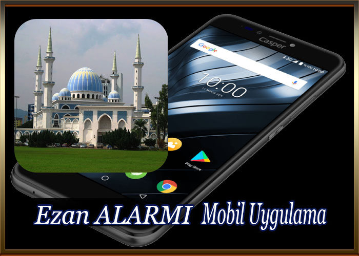 Ezan Alarmı Mobil Uygulama