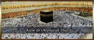 Kabe'de Okunacak Dua