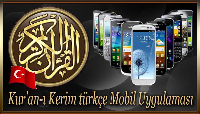 Kur'an-ı Kerim türkçe Mobil Uygulaması
